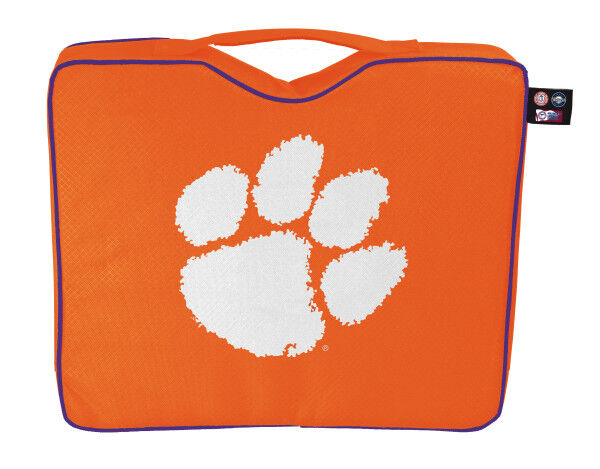 NCAA Clemson Tigers Bleacher Cushion