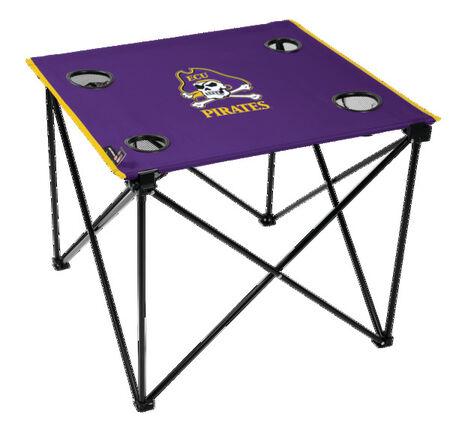 NCAA East Carolina Pirates Deluxe Tailgate Table