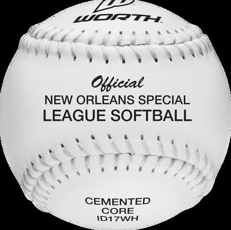 deBEER 17 in Clincher Softballs