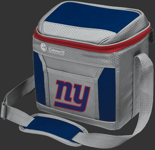 Rawlings New York Giants 9 Can Cooler In Team Colors With Team Logo On Front SKU #03281078111