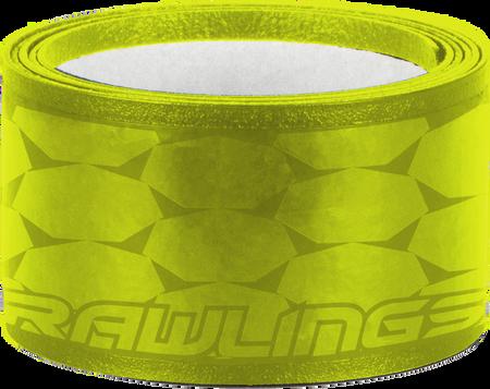 GRIPPS-NEONYEL neon yellow 1.0mm replacement batting grip