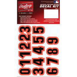 MLB San Francisco Giants Decal Kit