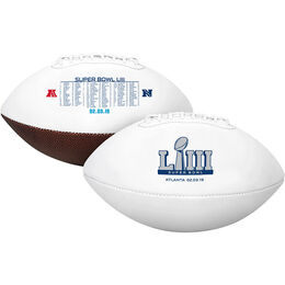 2019 Road to Super Bowl 53 Full Size Football