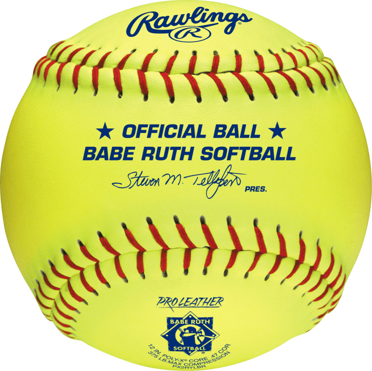 Rawlings Babe Ruth League Baseball Dozen