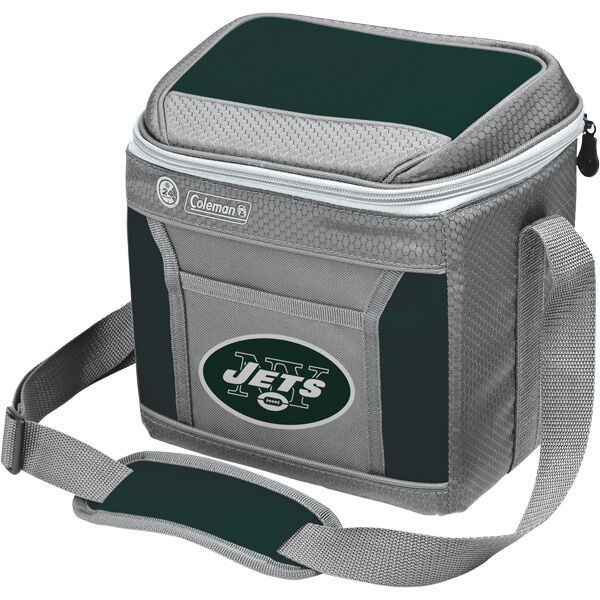 NFL New York Jets 9 Can Cooler