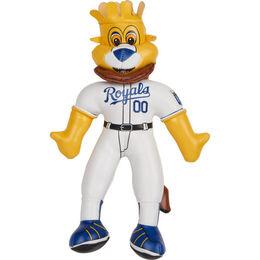 MLB Kansas City Royals Mascot Softee