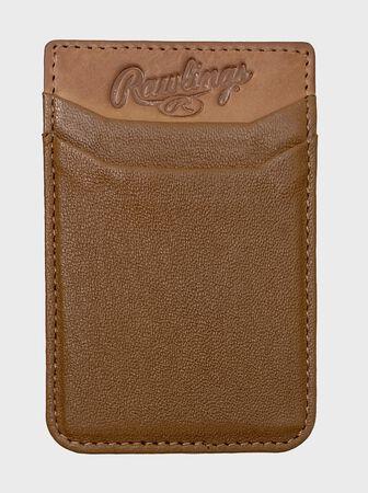 Rawlings Leather Phone Card Holder