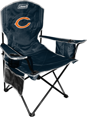 NFL Chicago Bears Cooler Quad Chair