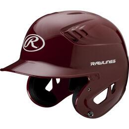 Coolflo High School/College Batting Helmet Cardinal