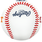 Rawlings logo on a College World Series contenders baseball - SKU: 35393012531 image number null