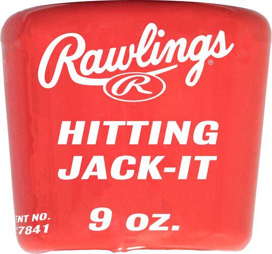Scarlet Rawlings HITJACK hitting jack-it 9 oz. bat weight SKU #HITJACK