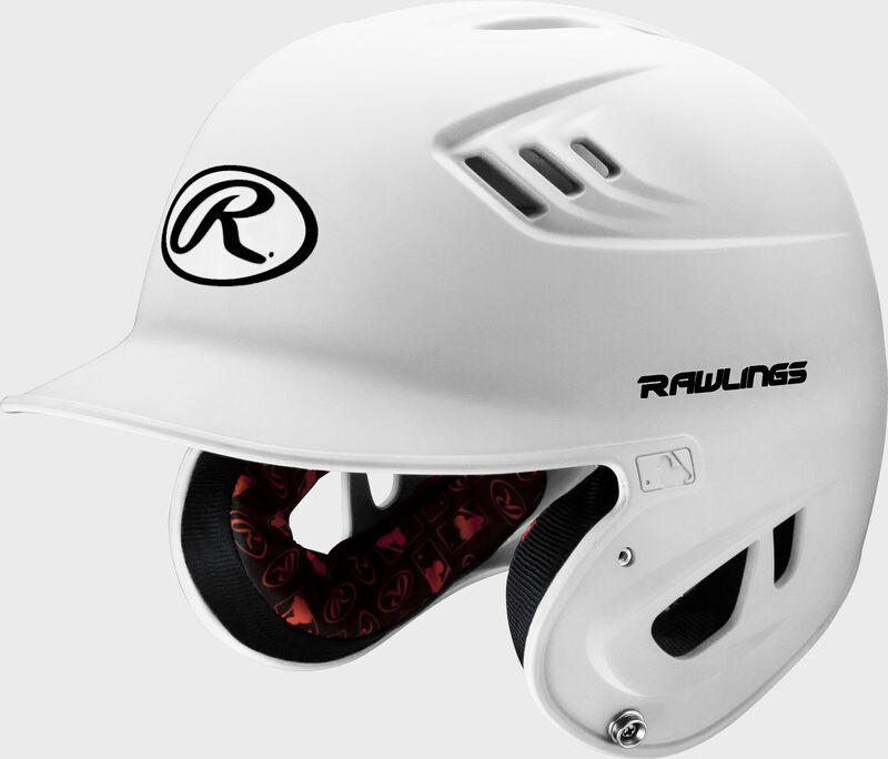 Rawlings Velo Matte Batting Helmet