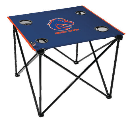 NCAA Boise State Broncos Deluxe Tailgate Table