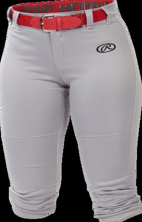 Women's Low-Rise Softball Pant