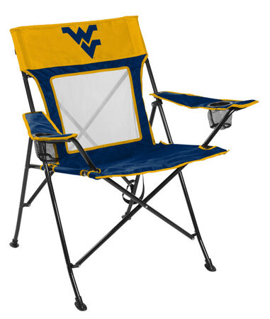 NCAA West Virginia Mountaineers Game Changer Chair