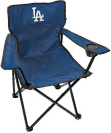 MLB Los Angeles Dodgers Gameday Elite Quad Chair