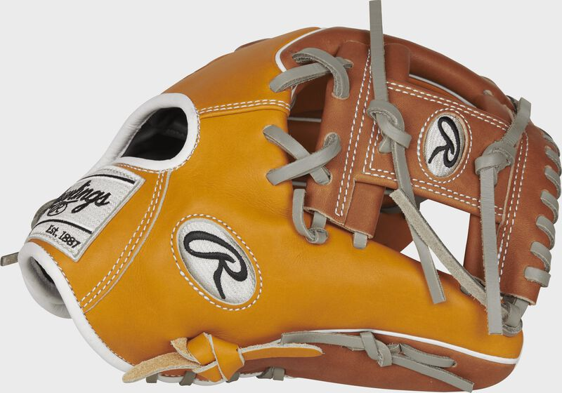 11.5-Inch Rawlings Heart of the Hide R2G Infield Glove