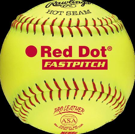 "12"" ASA NFHS Official Softballs"