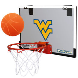 NCAA West Virginia Mountaineers Hoop Set