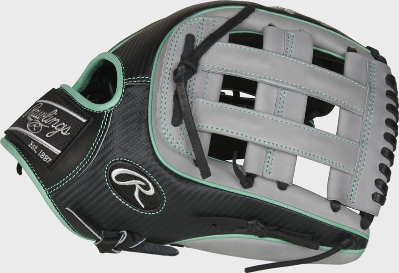 2021 Heart of the Hide Hyper Shell Outfield Glove