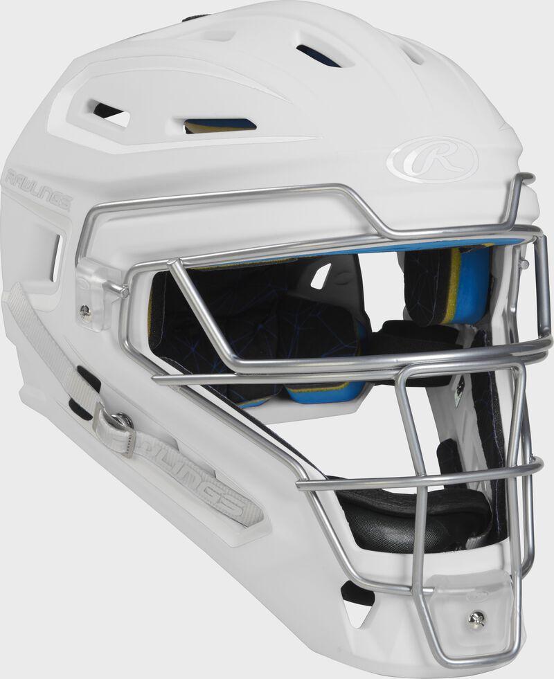 Rawlings Mach Catcher's Helmet