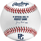 PGUB Perfect Game baseball with the PG logo image number null