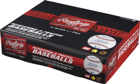 8U Recreational Baseballs