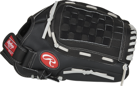 RSB130GB RSB 13-Inch outfield glove with a black thumb and black Basket web