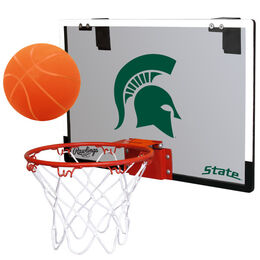 NCAA Michigan State Spartans Hoop Set