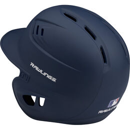 Coolflo High School/College Matte Batting Helmet Navy