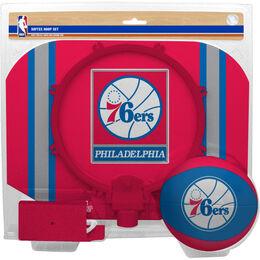 NBA Philadelphia 76ers Softee Hoop Set
