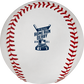The 2021 MLB Home Run Derby logo stamped on a MLB baseball - SKU: RSGEA-ROMLBHR21-R image number null