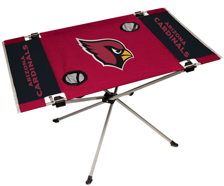 NFL Arizona Cardinals Endzone Table