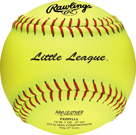 "Little League Official 12"" Softballs"