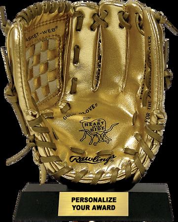 Miniature Gold Glove Award