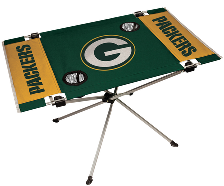 NFL Green Bay Packers Endzone Table