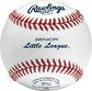 RSLL1 Senior League youth competition grade baseball with raised seams image number null