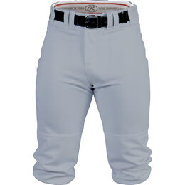 Youth Premium Knee High Baseball Pant