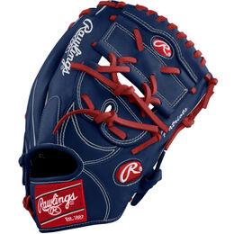 Red/White/Blue Custom Glove