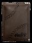 Debossed Stitch Front Pocket Wallet image number null