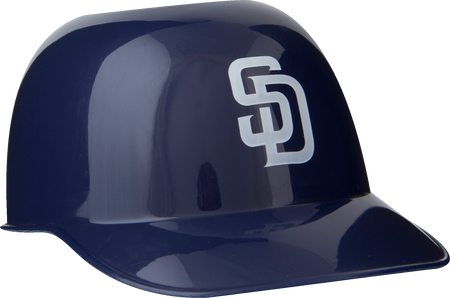 MLB San Diego Padres Snack Size Helmets
