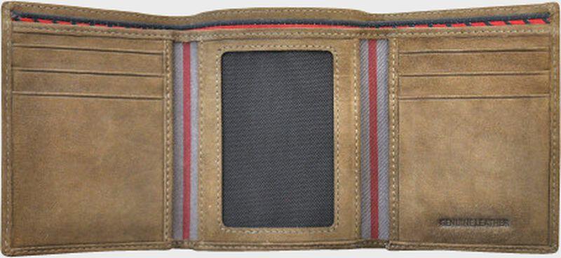 Buffalo Voyager Tri-Fold Wallet