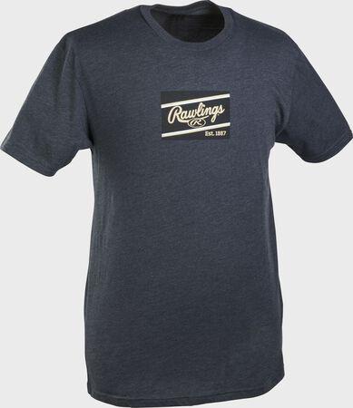 Rawlings ColorSync Patch Short Sleeve Shirt | Adult