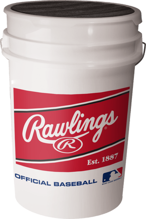 MLB Baseball 6-Gallon Bucket (Bucket Only)