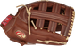 Gameday 57 Series Nick Markakis Heart of the Hide Glove image number null