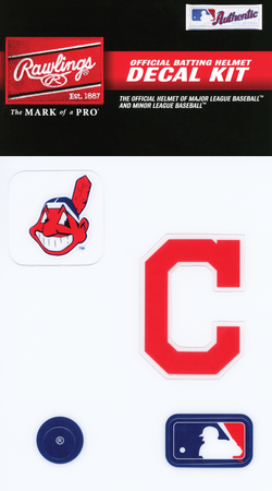 MLB Cleveland Indians Decal Kit