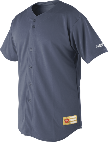 Rawlings Womens Launch Series Womens Short Sleeve Softball Jersey