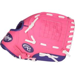 Players 9 in Softball Glove with Soft Core Ball