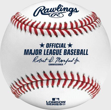 Official 2020 MLB® London Series™ Baseball