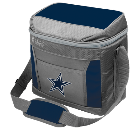 Rawlings Dallas Cowboys 16 Can Cooler In Team Colors With Team Logo On Front SKU #03291065111